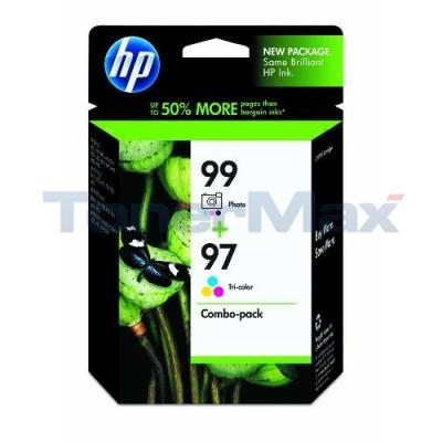 HP NO 97 99 INK COLOR/PHOTO COMBOPACK